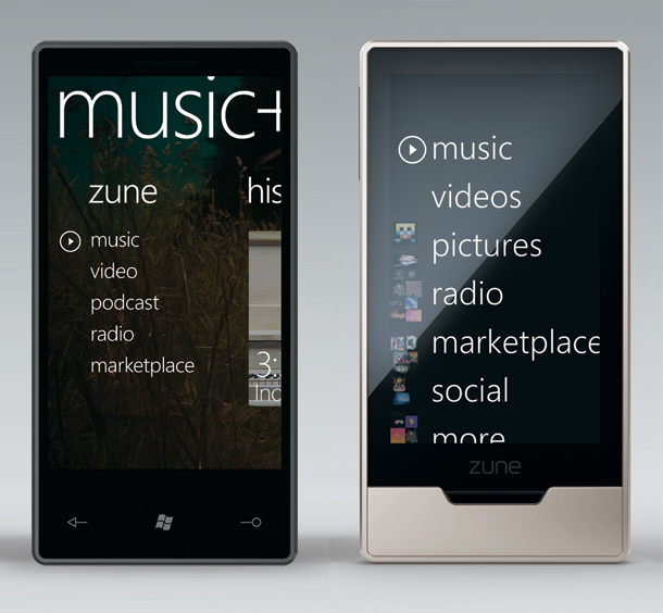 Zune Для Android