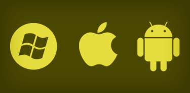 Windows Phone 7, Android and iPhone